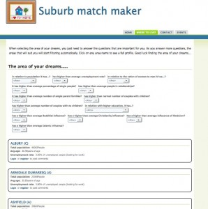suburbsearch